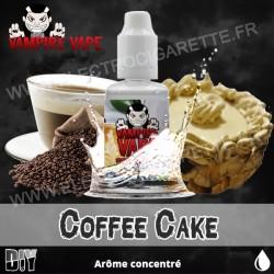 Coffee Cake - Vampire Vape - Arôme concentré - 30ml