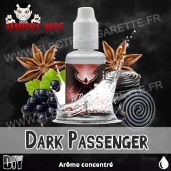Dark Passenger - Vampire Vape - Arôme concentré - 30ml