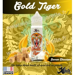 Gold Tiger - XBud - Liquideo - ZHC 50 ml