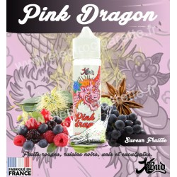 Pink Dragon - XBud - Liquideo - ZHC 50 ml