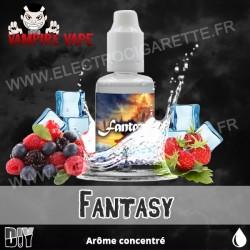 Fantasy - Vampire Vape - Arôme concentré - 30ml