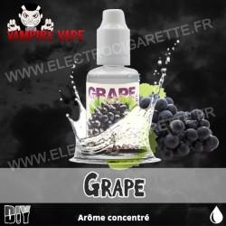 Grape - Vampire Vape - Arôme concentré - 30ml