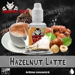 Hazelnut Latte - Vampire Vape - Arôme concentré - 30ml