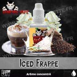 Iced Frappee - Vampire Vape - Arôme concentré - 30ml