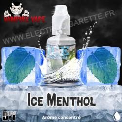 Ice Menthol - Vampire Vape - Arôme concentré - 30ml