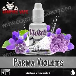 Parma Violets - Vampire Vape - Arôme concentré - 30ml