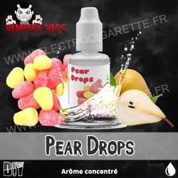 Pear Drops - Vampire Vape - Arôme concentré - 30ml