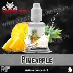 Pineapple - Vampire Vape - Arôme concentré - 30ml
