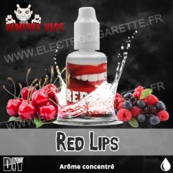 Red Lips - Vampire Vape - Arôme concentré - 30ml