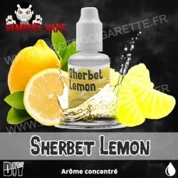 Sherbet Lemon - Vampire Vape - Arôme concentré - 30ml