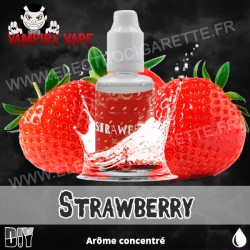 Strawberry - Vampire Vape - Arôme concentré - 30ml
