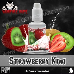 Strawberry Kiwi - Vampire Vape - Arôme concentré - 30ml
