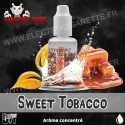 Sweet Tobacco - Vampire Vape - Arôme concentré - 30ml