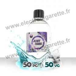 Base 500ml - 0mg - Just Base