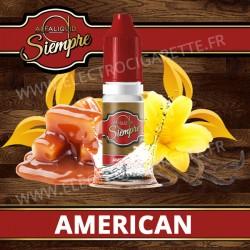 American - Siempre Classic - Alfaliquid