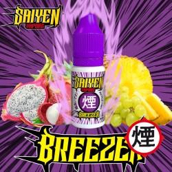 Breezer - Saiyen Vapors - 10 ml