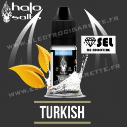 Halo Ultra Salts - Turkish Tobacco 10 ml