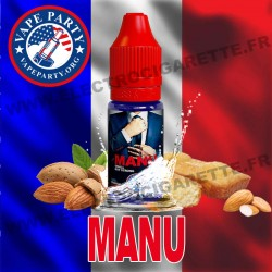 Manu - Vape Party - 10 ml