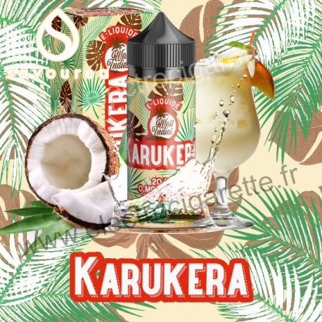 Karukera - West Indies - Savourea - ZHC 30 ml