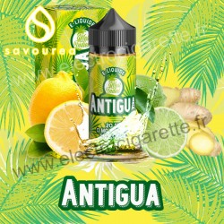 Antigua - West Indies - Savourea - ZHC 30 ml