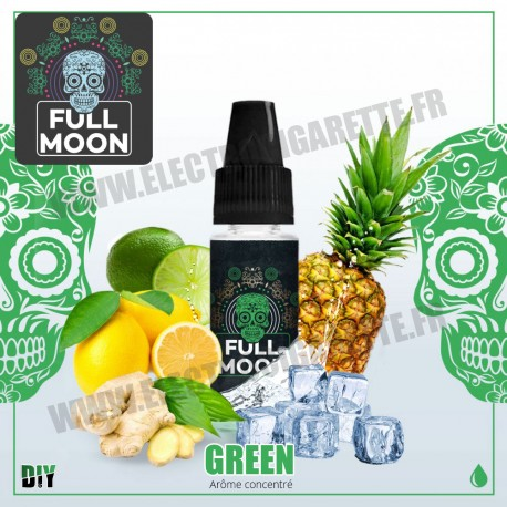 Green - Full Moon - DiY Arôme concentré