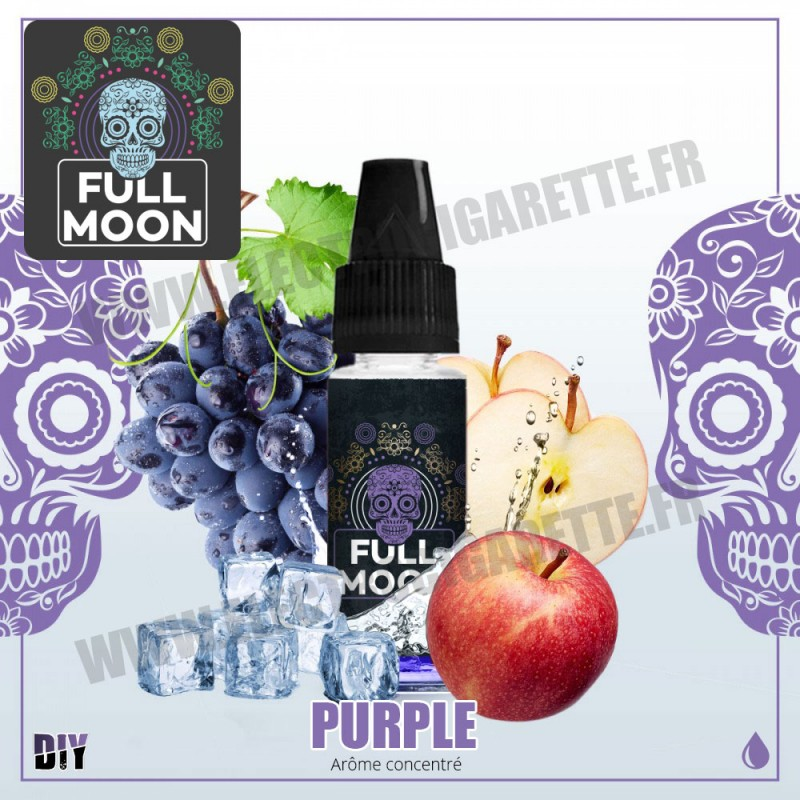 Purple - Full Moon - DiY Arôme concentré