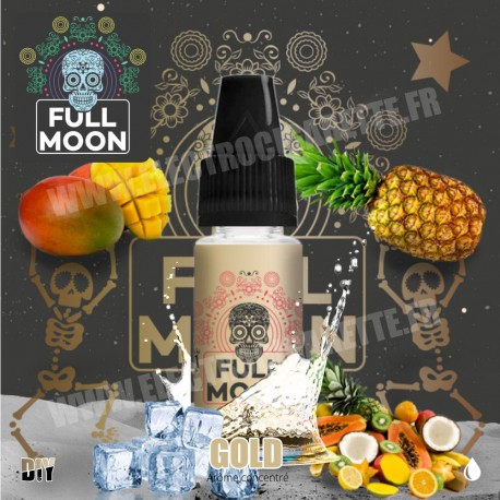 Gold Limited Edition - Full Moon - DiY Arôme concentré
