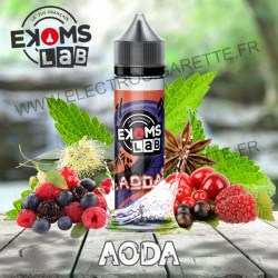 Aoda - Ekoms Labs - ZHC 50 ml