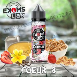 Coeur B - Ekoms Labs - ZHC 50 ml