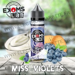 Miss Violets - Ekoms Labs - ZHC 50 ml