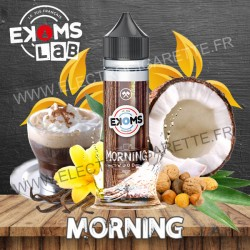 Morning - Ekoms X-Woods - ZHC 40 ml