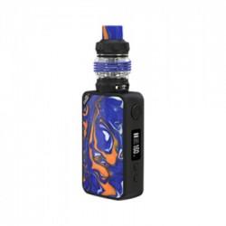Kit Istick Mix 160W avec Ello Pop 6.5ml - Eleaf - Couleur Bleu Orange