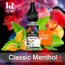 Classic Menthol - Original Roykin - 10ml
