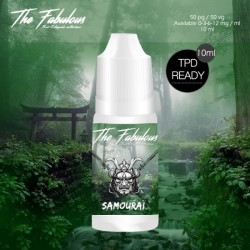 Samouraï - The Fabulous - 10 ml