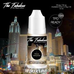 Texas Hold'Em - The Fabulous - 10 ml