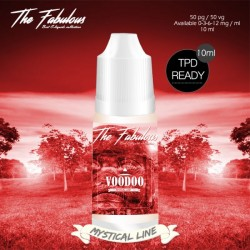 Voodoo Fraise - The Fabulous - 10 ml