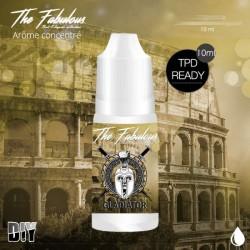 DiY Gladiator - The Fabulous - 10 ml - Arôme concentré