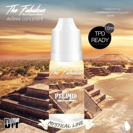 DiY Pyramid - The Fabulous - 10 ml - Arôme concentré