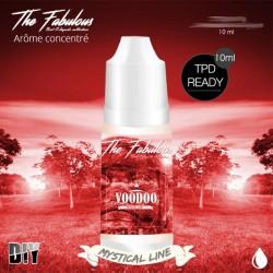 DiY Voodoo Fraise - The Fabulous - 10 ml - Arôme concentré