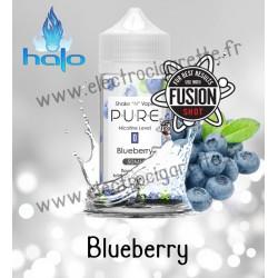 Blueberry - Pure - Halo Shake n Vape - ZHC 50ml