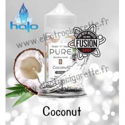 Coconut - Pure - Halo Shake n Vape - ZHC 50ml