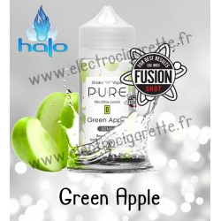 Green Apple - Pure - Halo Shake n Vape - ZHC 50ml