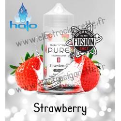 Strawberry - Pure - Halo Shake n Vape - ZHC 50ml