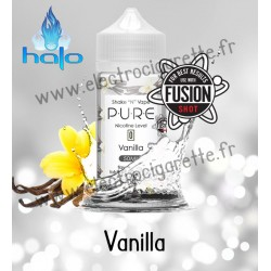 Vanilla - Pure - Halo Shake n Vape - ZHC 50ml