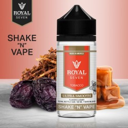 Ultra Smooth - Royal Seven - Halo Shake n Vape - ZHC 50ml