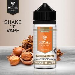 Woodsy Blend - Royal Seven - Halo Shake n Vape - ZHC 50ml
