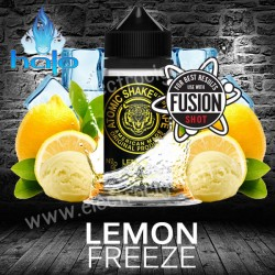Lemon Freeze - Atomic - Halo Shake n Vape - ZHC 50ml