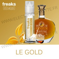 Le Gold - Freaks - ZHC 50ml