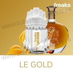Pack de 5 x Le Gold - Freaks - 10 ml