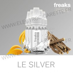 Pack de 5 x Le Silver - Freaks - 10 ml